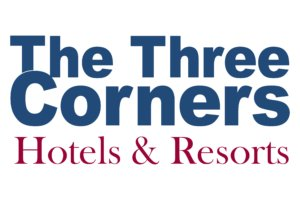 Three corners logo