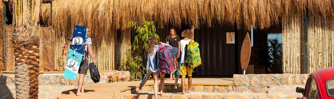 welcome home Makani Beach Club duotone