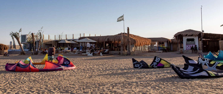 makani beach club kitesurfing
