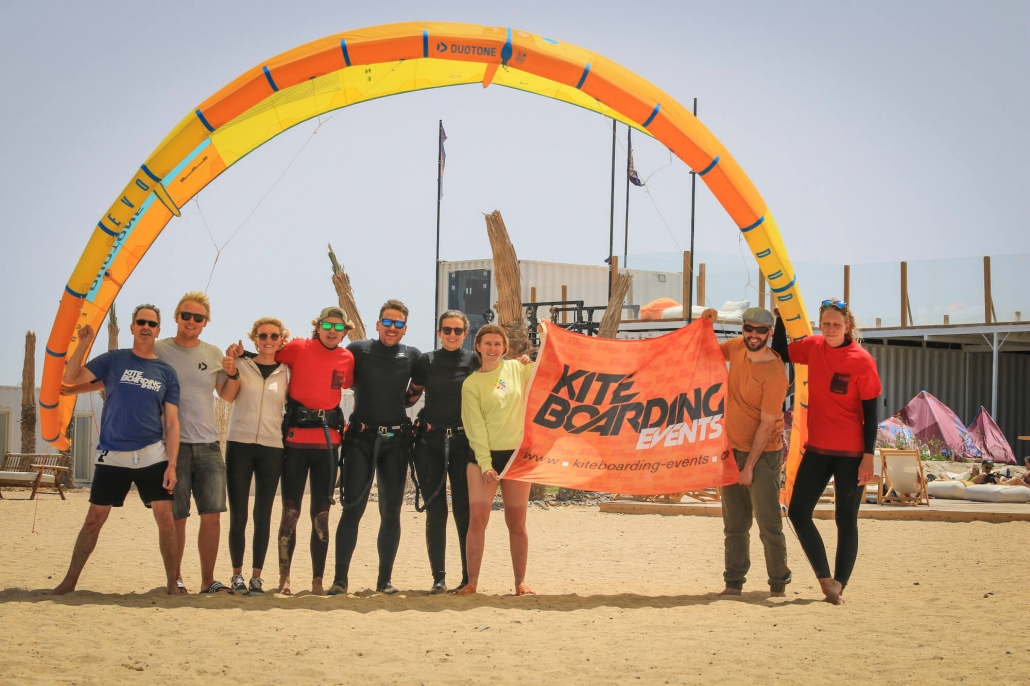 Kiteboarding Events Makani Beach Club El Gouna Kite Camps events Courses Kitesurfing Learn to kite