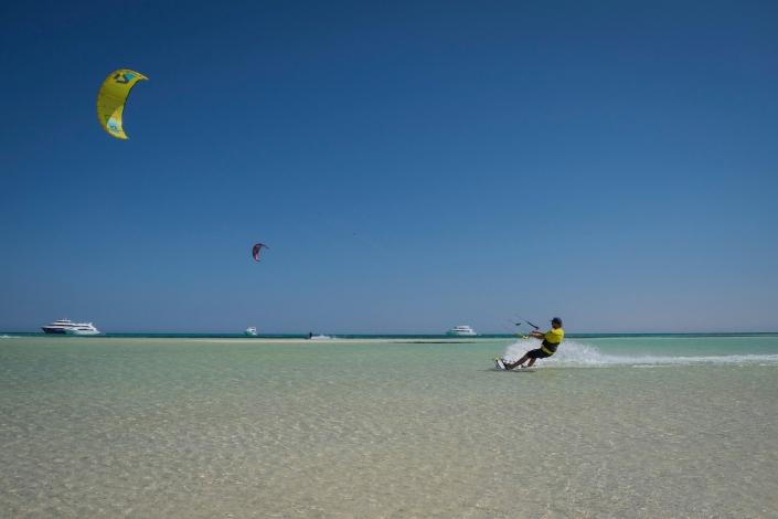 Duotone dice cool kiter Makani Beach Club