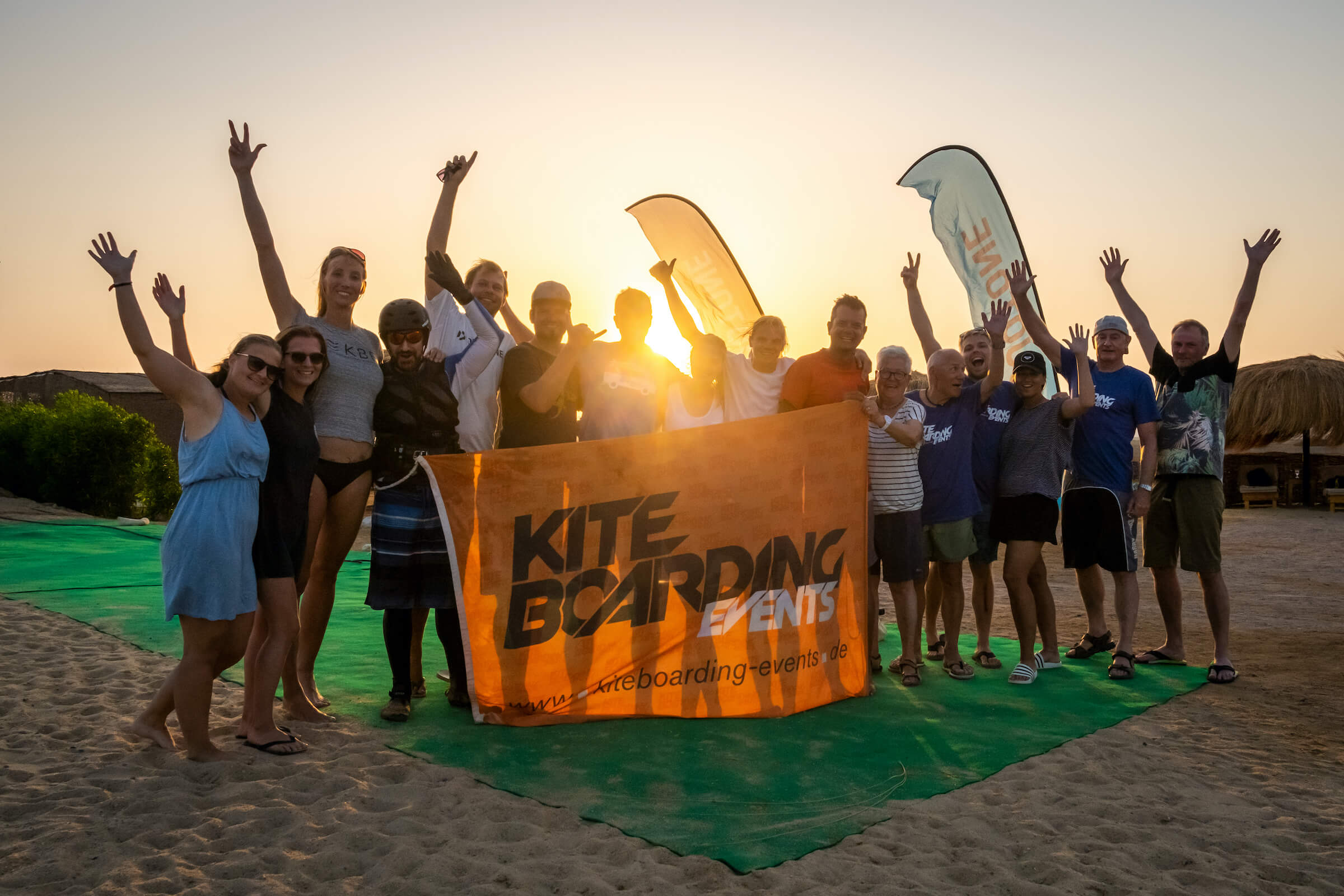 Kiteboarding Events Kite Camp El Gouna
