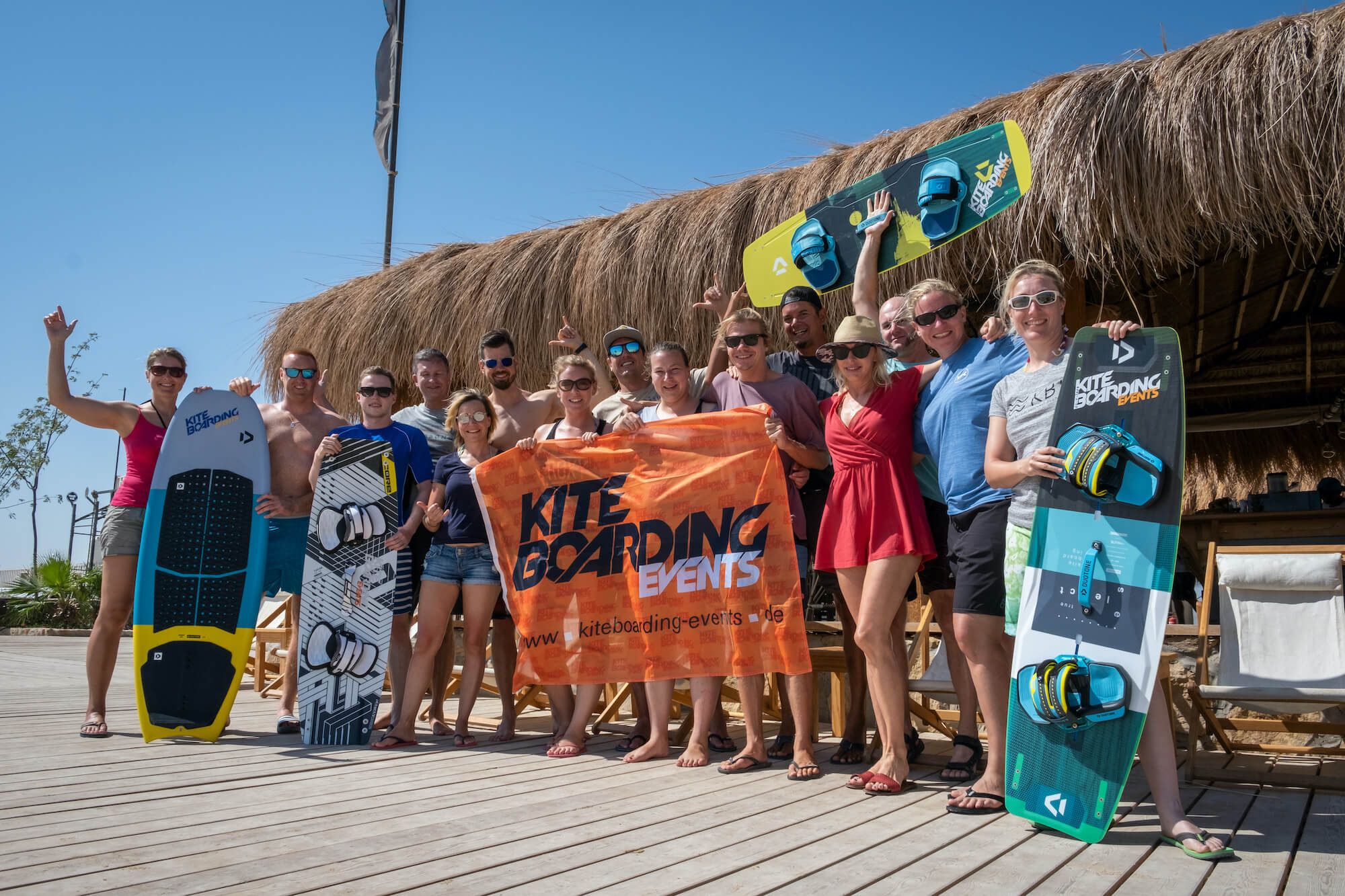Kite camps Event El Gouna
