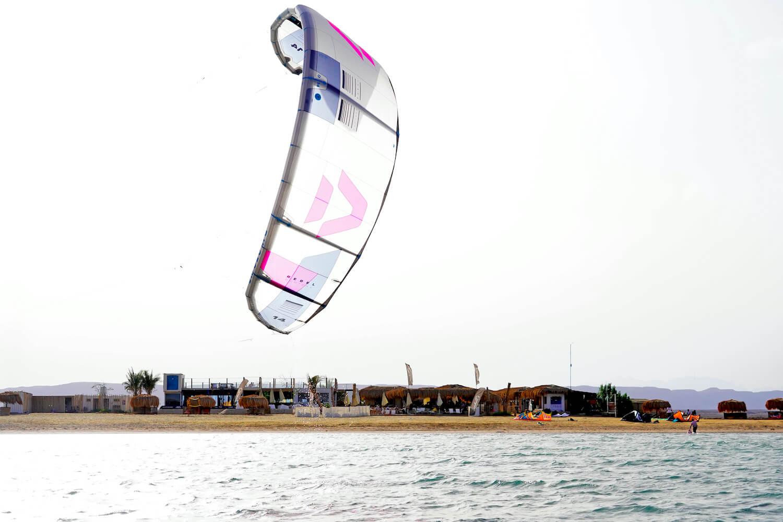 Makani Beach Club duotone kites Ägypten Egypt el gouna rebel kite station kitesurfing