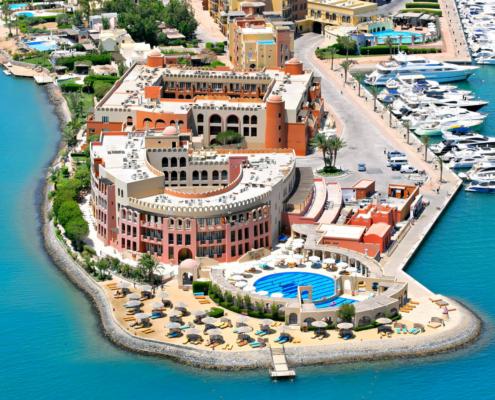 ocean view el gouna Makani Beach Club Egypt Ägypten kitesurfen kitesurf hotel